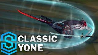 Classic Yone, the Unforgotten - Ability Preview - League of Legends