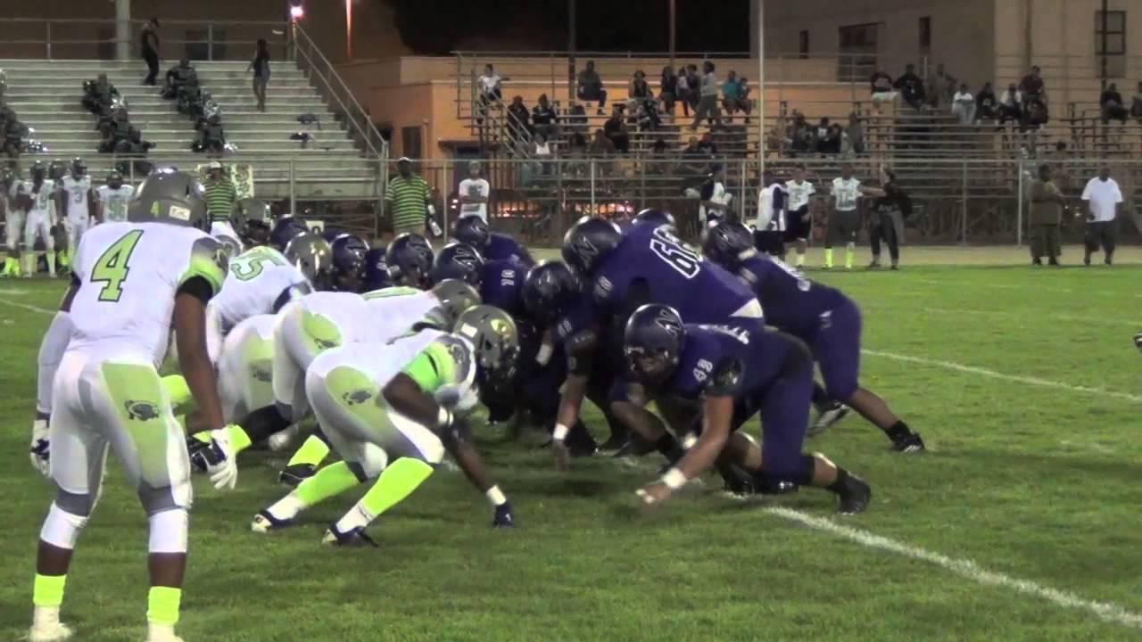 High School Football: Cabrillo vs. Norwalk - YouTube