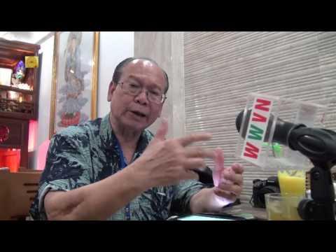 655. Nhà báo Nguyễn Phương Hùng tâm sự với người VNCH