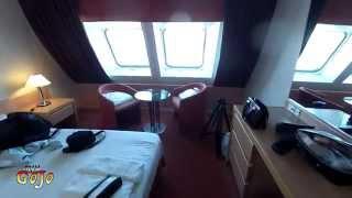Spirit of Tasmania Deluxe Cabin Tour