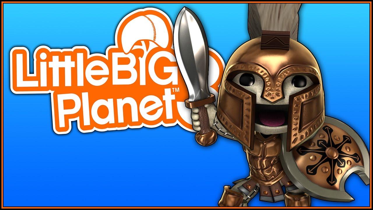 Little Big Planet 3 Multiplayer