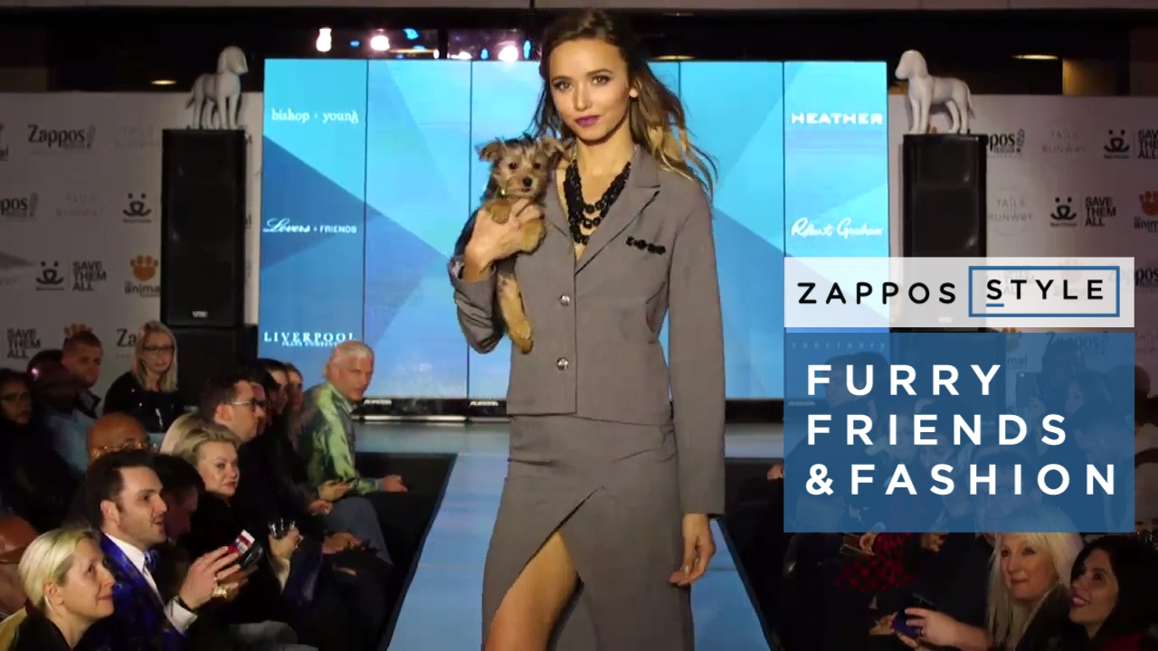Tails of the Runway | LIVE at Zappos.com