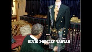 Elvis Presley Tartan
