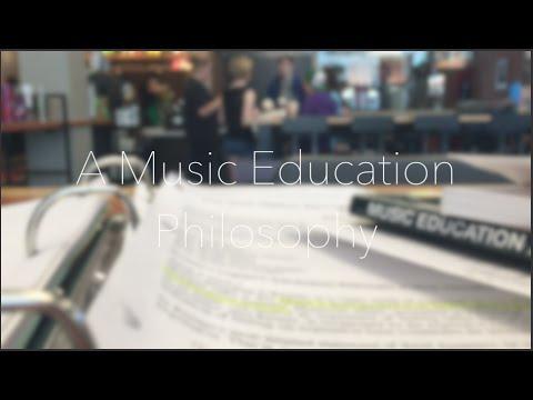 Pacific University: Music Education Philosophy