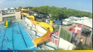 Villaggio Turistico Internazionale - Piscina scivolo