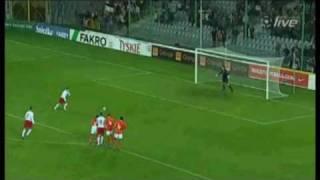 Tim Krul saves penalty