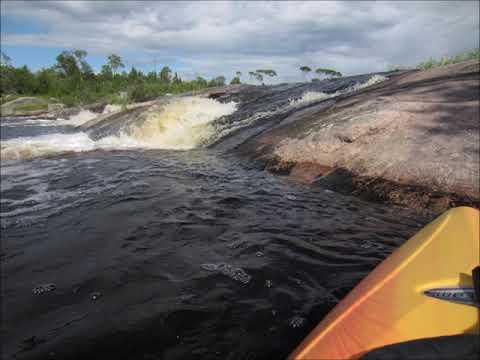 Henry's Paddles - Whiteshell River - Justice Camp To Betula Lake - July 2, 2014