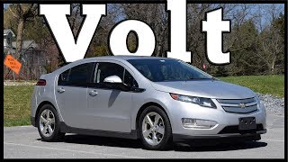 2013 Chevrolet Volt: Regular Car Reviews