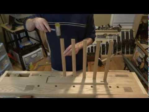 Earring Rack - Part 3: Hanging Slats