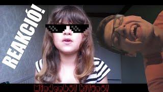 ÉN IS SZERETEK A KEZEMMEL CSINÁLNI DOLGOKAT!   REAKCIÓ  - 10 éves kislány
