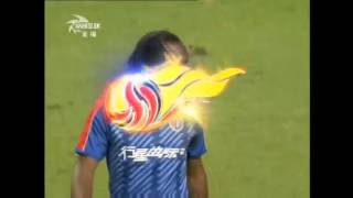 [Highlight] 2012-09-28 Shanghai Shenhua VS Henan Jianye