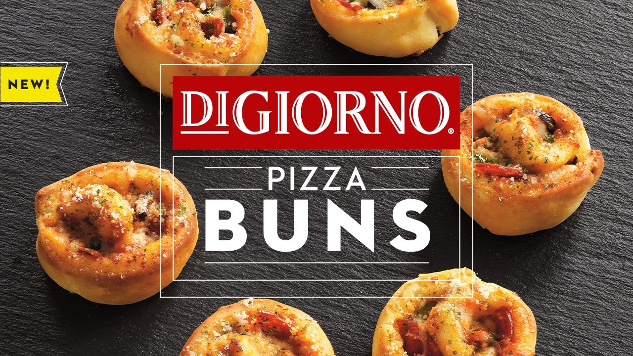 Digiorno Pizza Digiorno Pizza Buns  Youtube