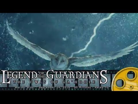 Movie Review | Legend of the Guardians: The Owls of Ga