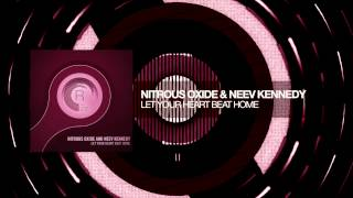 Nitrous Oxide & Neev Kennedy - Let Your Heart Beat Home (Original Mix) RNM