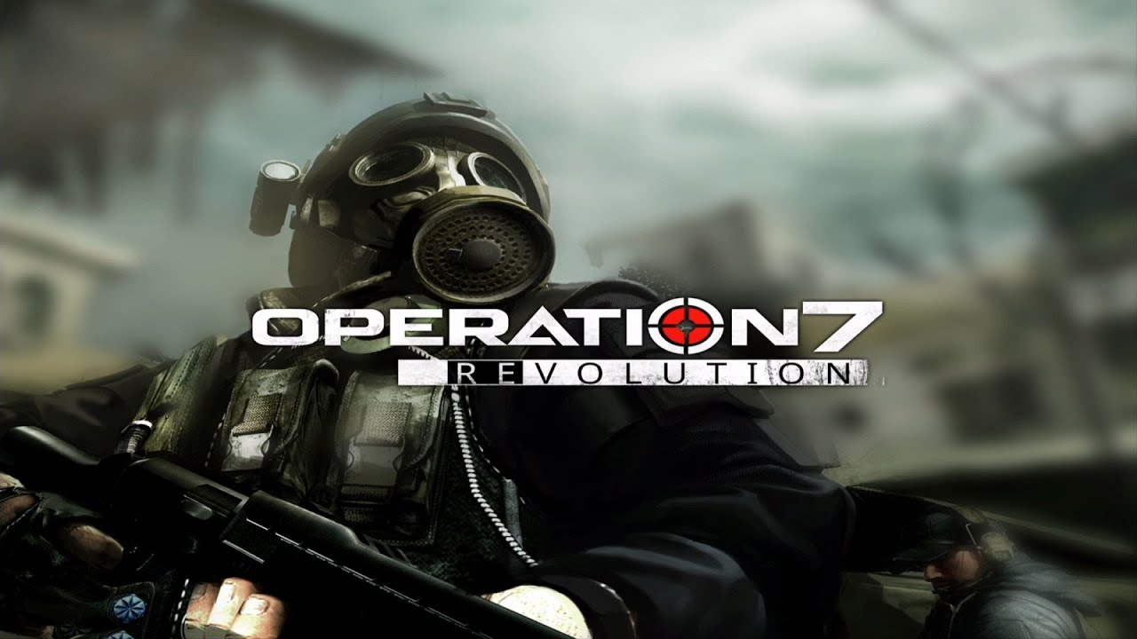 operation 7  revolution - ps4 - first trailer