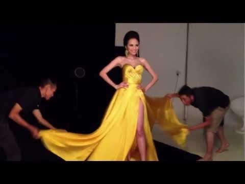 [HD] Miss Universe Vietnam 2012 - Evening Gown Diem Huong