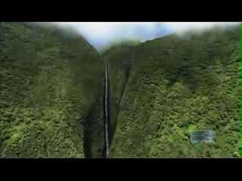 Papalua Falls, Molokai