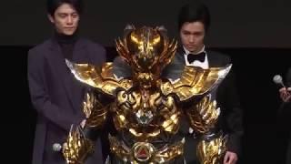 映画『牙狼<GARO>神ノ牙-KAMINOKIBA-』インタビュー動画 インタビュー...