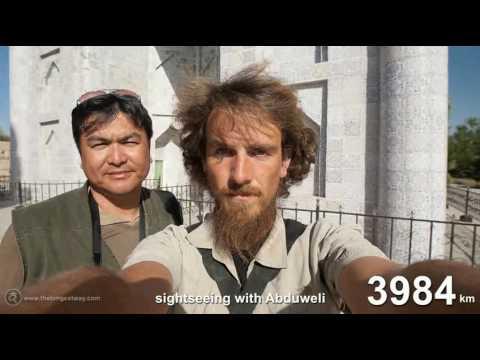 Dailymotion - The Longest Way 1.0 - One Year Walk Beard Grow Time Lapse - Ein Reisen Video.flv