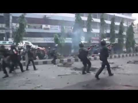 Dhaka: 28 dead as Islamists seek blasphemy law in Bangladesh