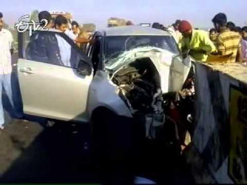 Hero Yasho Sagar died in road accident - YouTube