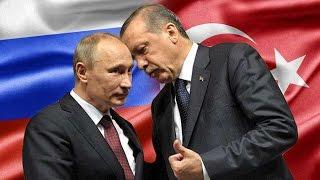 Совместная пресс-конференция Владимира Путина и Реджепа Эрдогана в Сочи. Полное видео
