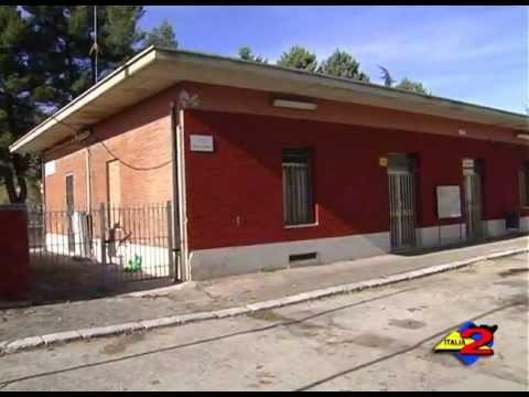 Ferrovia Sicignano -- Lagonegro: coinvolte le province di Salerno e Potenza.