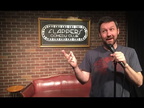 That One Time I Was Funny At Flappers Comedy Club...