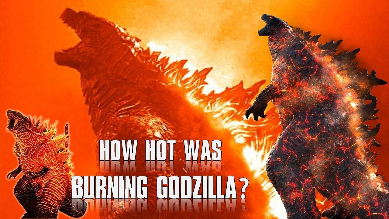 Download How hot was Burning Godzilla? Explained