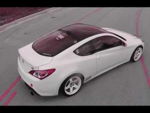 Hyundai Genesis Coupe Toyota Turbo 2jz Phantom Grip