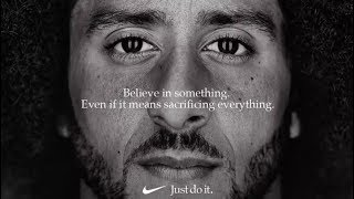 Colin Kaepernick Is the New Face of Nike