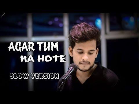 Agar Tum Na Hote | Saurabh Singh | Dj Shine India | Cover | Hume Aur Jeene Ki | Kishore Kumar