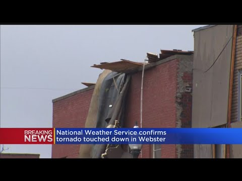 Special Report: Tornado Confirmed In Webster