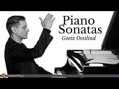 Piano Sonatas - Modern Classical Piano (Goetz Oestlind)