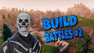The Fastest Console Builder!? Fortnite Build Battle Compilation #2