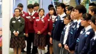 semple的Swearing in Ceremony - 鍾逸傑爵士主持英語活動開幕禮相片