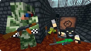 ОПАСНАЯ СПЕЦОПЕРАЦИЯ! СЕКРЕТНО! ДЕНЬ 12. ЗОМБИ АПОКАЛИПСИС В МАЙНКРАФТ! - (Minecraft - Сериал)