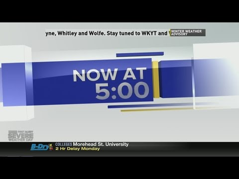 WKYT This Morning at 5:00 AM on 2/15/16