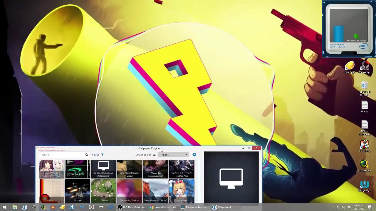 Fondos con movimiento wallpaper engine pack 1 tutorial - Fondos de pantalla para pc 4k anime ...