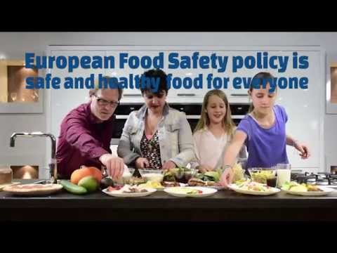 European Food Safety policy: safe and healthy food for everyone