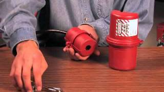 487 & 488 - Rotating Large Electrical Plug Lockout.flv