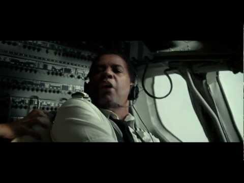 Аварийная посадка самолета...Экипаж (Flight) 2012.