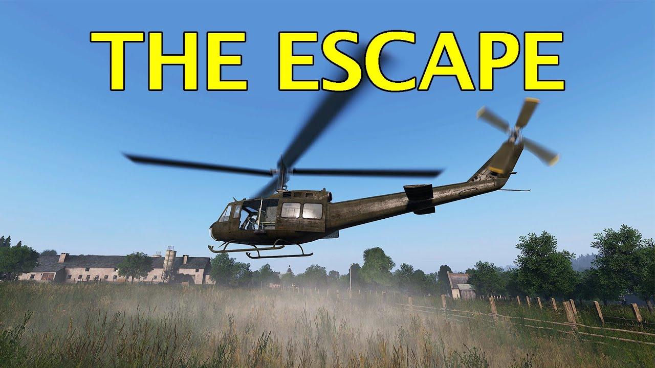 The Escape - DayZ (DayOne Livonia)