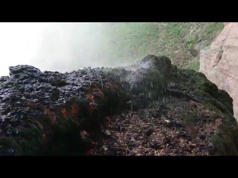 Annoubin Kadisha Valley - Lebanon Waterfall #1