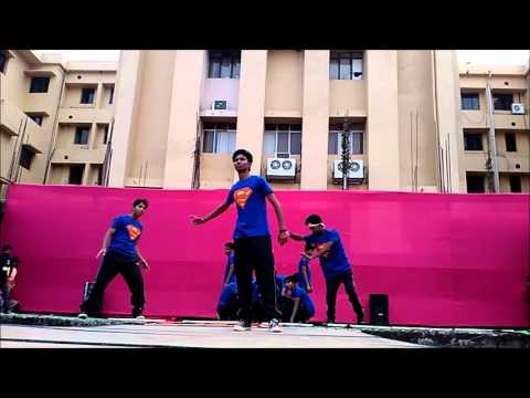 Excellent dance performance at Eastern college , Cuttack | NINZA group