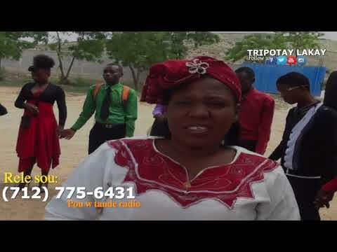 Temwayaj Ruth Desir k'ap esplike kijan yo maltrete l Chili avan yo voyel tounen Haiti