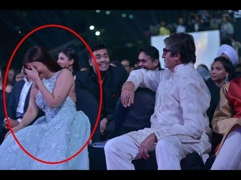 Salman Khan Funny Performance In Front Of Aishwarya Rai At Sansui Colors Stardust Awards 2017   YouT