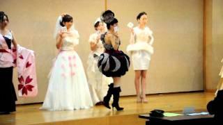 阪神家政高等専修学校 2011KDKファッショングランプリコンテストvol.3.