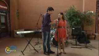 Martina Iannone canta: SE TELEFONANDO MINA;SEI BELLISSIMA LOREDANA BERTE