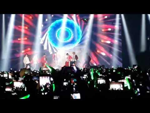 NCT 127 - Firetruck @ Spotify on Stage Jakarta 09082017